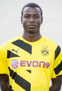 Adrian Ramos traf in Augsburg zum zwischenzeitlichen 3:0 für die Gäste. Foto: BVB