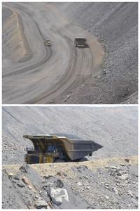Der Cerrejòn Steinkohlentagebau in Kolumbien ist der weltweit größte Tagebau. Foto: J. Klute