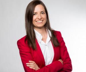 E.On-Sprecherin Franziska Krasnici.