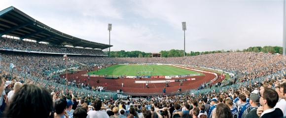 Parkstadion Gelsenkirchen 1998