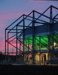 Das Stadion von Borussia Mönchengladbach. Quelle: Wikipedia, Foto: Marcel Meier, Lizenz: CC BY-SA 2.0