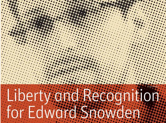 Weltweite Snowden Lesung