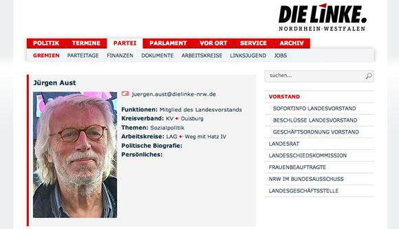 Nahost-Experte Jürgen Aust