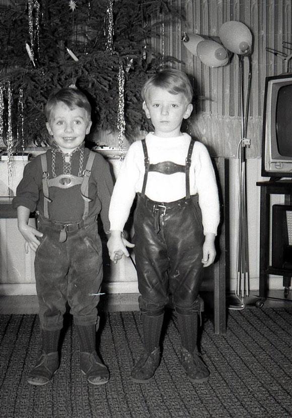 Wolfgang und Volker Wendland