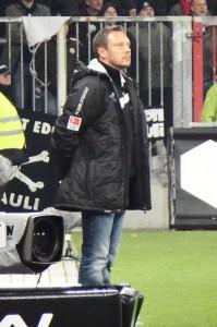 Paderborn-Trainer A. Breitenreiter. Quelle: Wikipedia, Foto: Northside, Lizenz: CC BY-SA 3.0