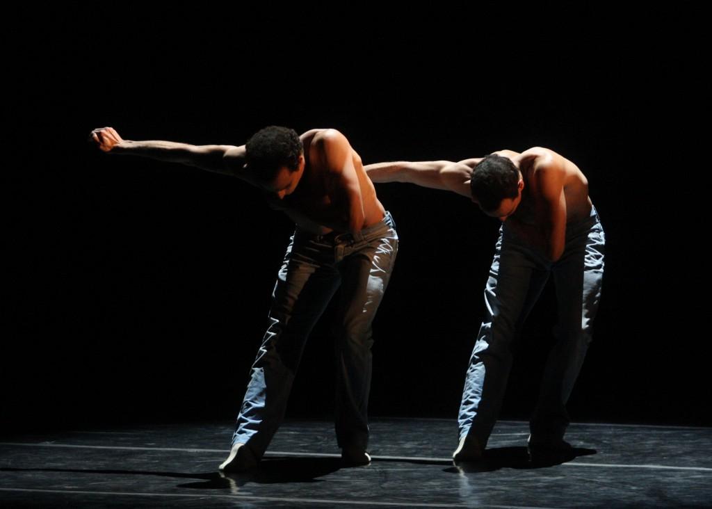 Otto Bubeníček und Jiří Bubeníček, Foto: Ballett Dortmund