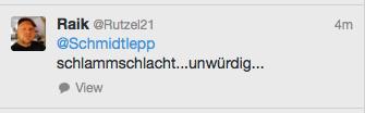 Selbst auf Twitter hat man Lauer mittlerweile satt.