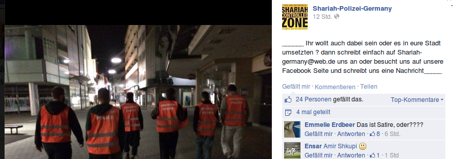 Shariah-Polizei