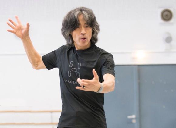 Der Dortmunder Ballettdirektor Xin Peng Wang - Foto: Mario Perricone