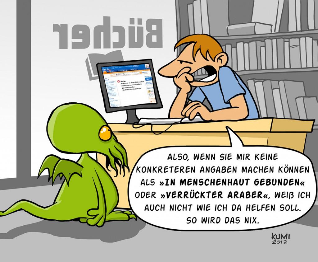 Cartoon: kumi