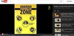 "Screenshot: ""Shariah Polizei"""