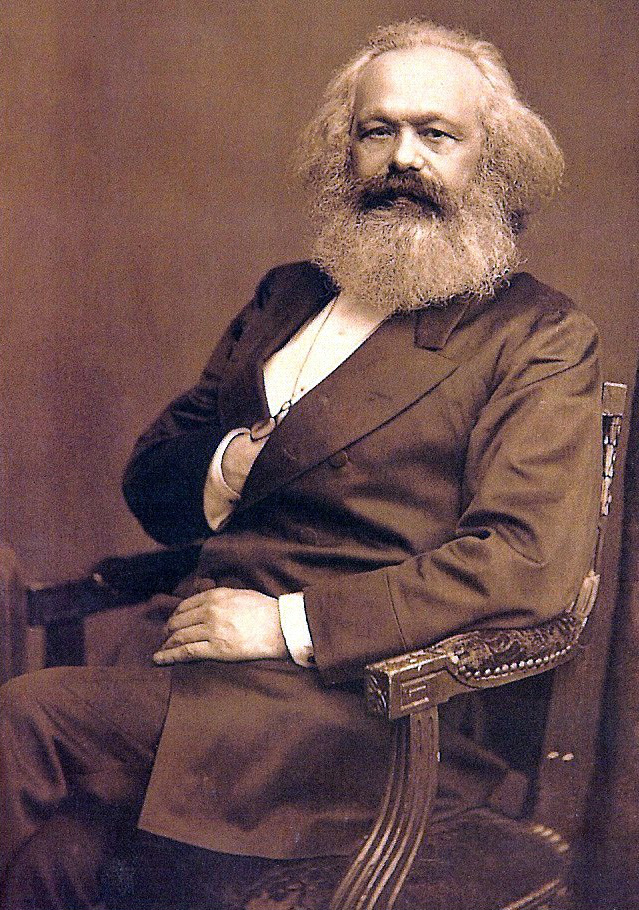 Karl Marx, philosopher