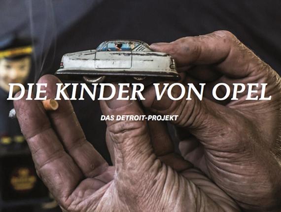 Die Kinder von Opel, Foto: Schauspielhaus Bochum