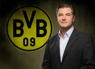 Sportdirektor Michael Zorc. Foto: BVB