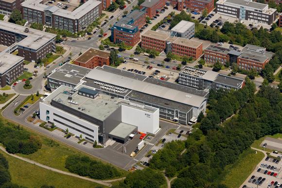 Boehringer Ingelheim - Standort Dortmund Foto: Boehringer-Ingelheim Lizenz: Copyright