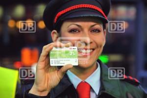 Noch haben die Angestellten der Bahn gut Lachen. Vielleicht sind sie bald wieder schlecht bezahlte Beamte. (Bild: Deutsche Bahn AG)