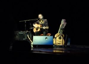 Stefan Stoppok live in Dortmund 2012. Foto: Robin Patzwaldt