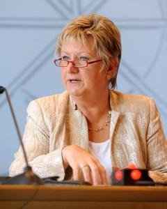 Sylvia Löhrmann - Bild Ministerium für Schule und Weiterbildung des Landes Nordrhein-Westfalen