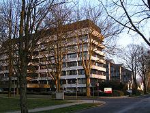 Hauptverwaltung der Deutsche Annington, Bochum Foto: Maschinenjunge Lizenz: CC BY-SA 3.0