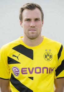 Kevin Großkreutz wendet sich an die eigenen Fans. Foto: BVB