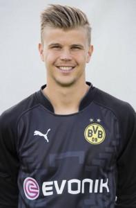 Konnte gegen Hoffenheim ohne Gegentreffer bleiben: Mitch Langerak. Foto: BVB