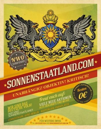 Sonnenstaatland poster