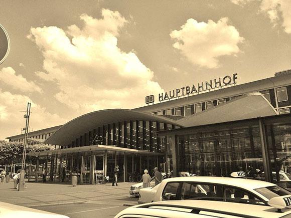 Bochum Hauptbahnhof Foto: Philipp1414 Lizenz: CC 4.0