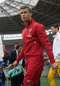 Weltfußballer Christiano Ronaldo. Quelle: Wikipedia, Foto: Fanny Schertzer, Lizenz: CC BY-SA 3.0