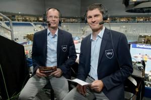 Handball im Pay-TV. Foto: Sky