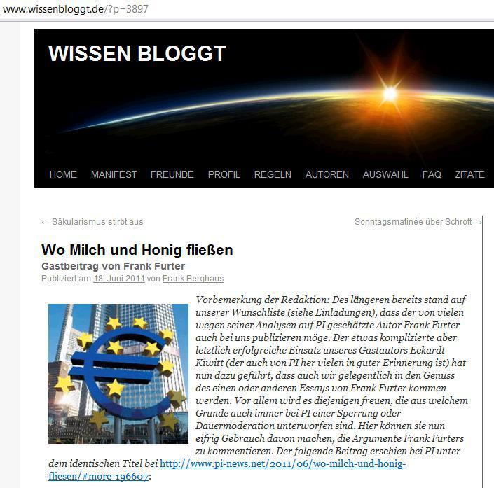 Wissen-Bloggt