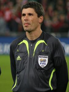 Früher Schiedsrichter, heute TV-Experte: Markus Merk. Quelle: Wikipedia, Foto: Reto Stauffer, www.hopp-schwiiz.ch, Lizenz: CC BY-SA 2.0 de