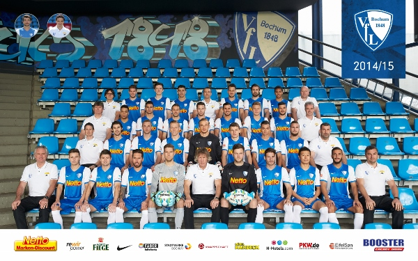 VfL Bochum is elated to gift its choice for the remainder of the second half of the 2014/15 season