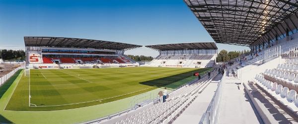 Das Stadion in Essen. Quelle: Wikipedia, Lizenz: gemeinfrei