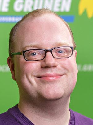 Karsten Finke, Revolutionärdarsteller und grüner Hinterbänkler