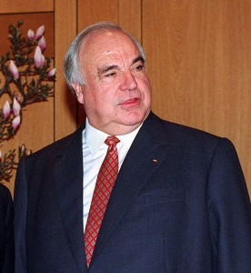 Dr. Helmut Kohl. Quelle: Wikipedia, Lizenz: gemeinfrei