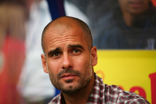 Bayern-Coach 'Pep' Guardiola. Quelle: Wikipedia, Foto: Thomas Rodenbücher - duke-0525, Lizenz: CC BY 2.0