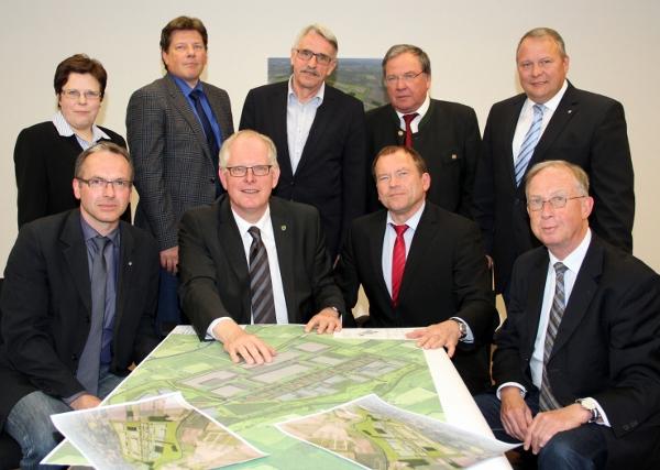 Große Pläne liegen schon länger auf dem Tisch. Foto: Kreis Recklinghausen