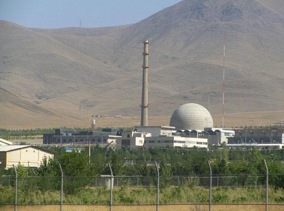 Reaktor IR-40, Teil der kerntechnischen Anlage in Arak Foto: Nanking2012 Lizenz: CC BY-SA 3.0