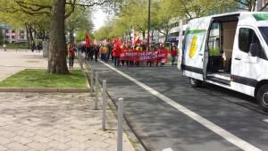 1. Mai Demonstration
