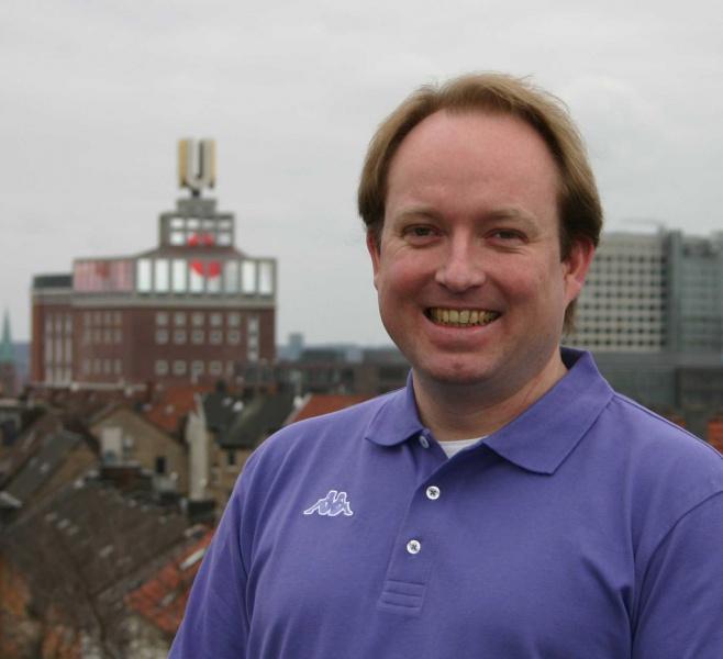 Unser Gastautor Torsten Sommer, MdL der Piratenpartei. (Quelle: http://wiki.piratenpartei.de/Datei:Toso.jpg#filelinks)