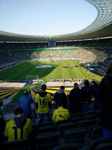Bvb Traum Oder Albtraum In Berlin Fiebert Man Dem Dfb Pokalfinale