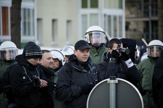 Thomas Richter, alias Corelli 2012 in Magdeburg; Foto: Roland Geisheimer; attenzione photographers