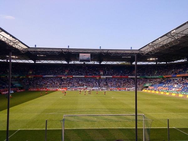 Künftig gibt es in Duisburg wieder Zweitligafußball zu sehen. Quelle: Wikipedia, Lizenz: gemeinfrei