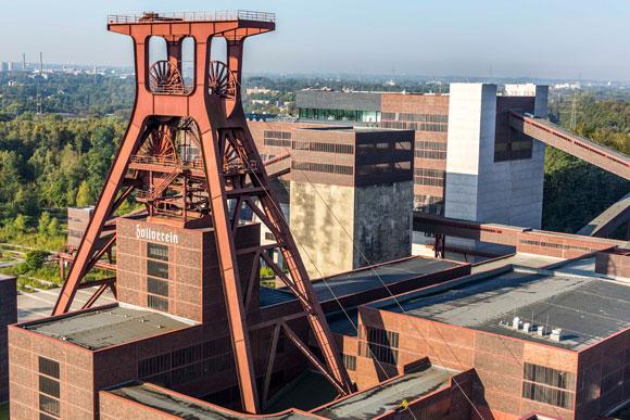 Zeche Zollverein FotoLizenz © Jochen Tack/Stiftung Zollverein