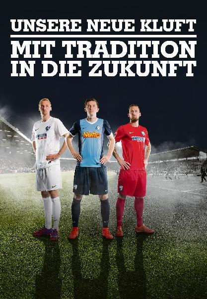 Die 'Arbeitskleidung' zur neuen Saison. Foto: VfL Bochum 1848