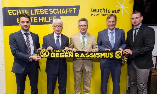 Heute in Dortmund. Foto: BVB