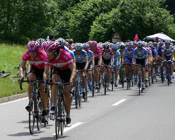 Die Tour 2005. Ein Bild aus 'besseren' Tagen der 'Tour'? Quelle: Wikipedia, Lizenz: Gemeinfrei