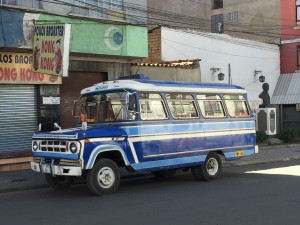 Alter Bus in Bolivien