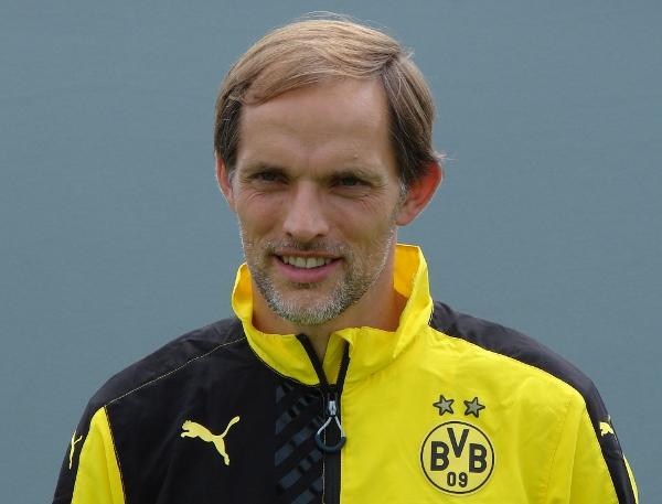Vor schwierigen Entscheidungen: Wen soll BVB-Coach Thomas Tuchel in den kommenden Wochen noch abgeben? Foto: Robin Patzwaldt