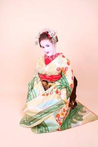 Me as Maiko (Foto: privat)